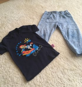 Комплект футболка и штаны