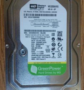 Жесткий диск HDD для ПК PC