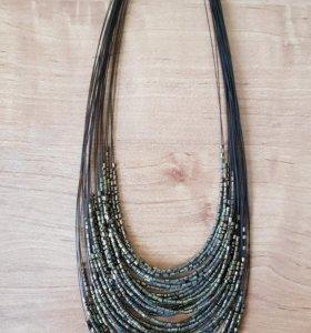 Ожерелье и набор