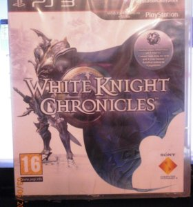 WHITE KNIGHT CHRONICLES для SONY PS3
