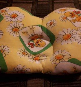 Подушка ортопедическая детская.