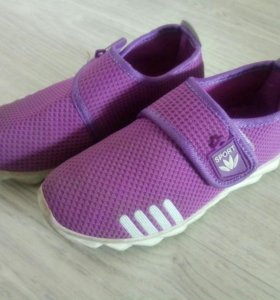 туфли, красовки на девочку