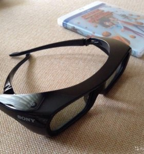 3D очки Sony TDG-BR250 Black