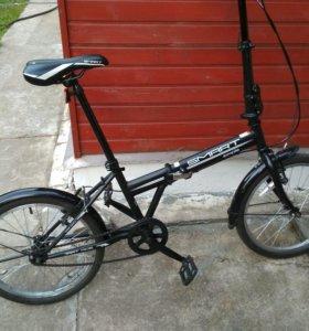Складной велосипед smart simple