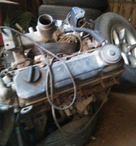 Двигатель Ниссан ТД25