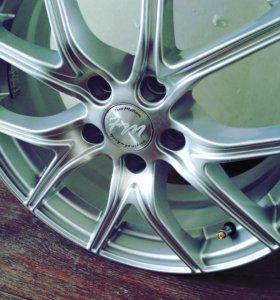 Литые диски (новые) R16