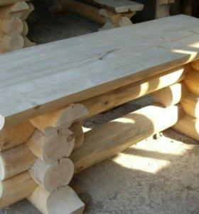 Мебель,домики для колодца