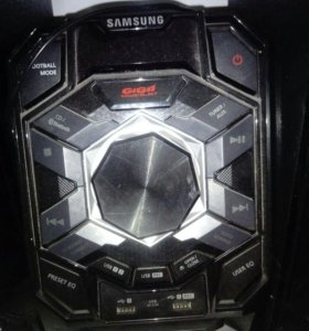 музыкальный центр Samsung MX-J730