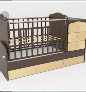 Кровать трансформер детская