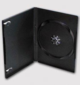 Бокс для дисков DVD