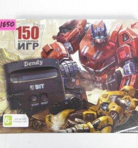 Dendy приставка игровая Transformers 150-in-1 .