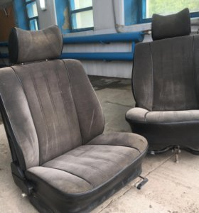 Продам сиденья от BMW