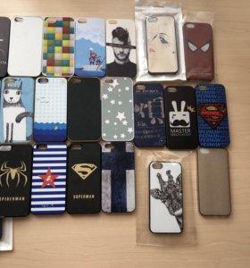 Чехлы 5 айфон