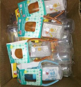 Детские бутылочки Dr.Brown's, нук, lubby(новые)