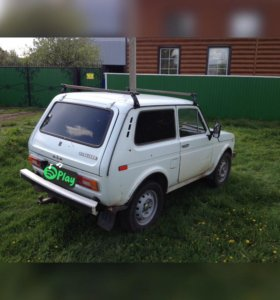 ВАЗ (Lada) 4x4, 1992