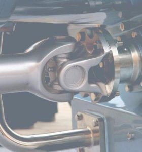 Ремонт и балансировка карданного вала.