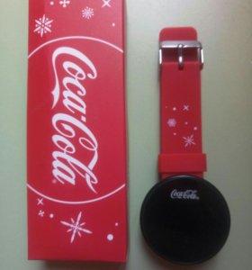 Сенсорные часы Coca-Cola