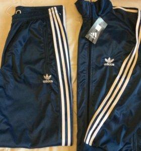 Костюм Adidas синий большие размеры 56-70