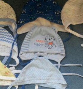 Одежда на малыша 56-62