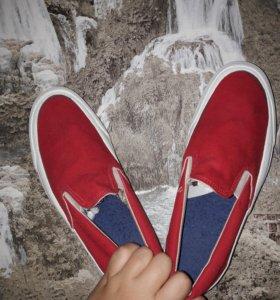 Кеды,слипоны,обувь унисекс Converse(конверсы)40р