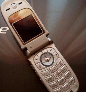 Телефон рабочий+ подзарядка
