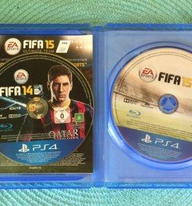 Футбол FIFA 14,15!