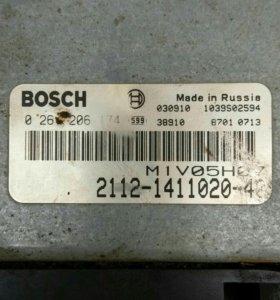 ЭБУ ВАЗ 2112 БОШ