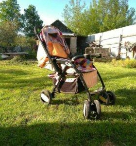 Прогулочная коляска Indigo Jasper