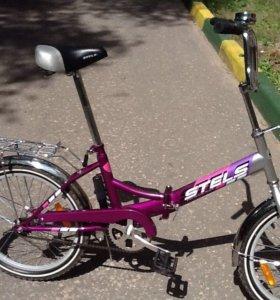 Велосипед стэлс 410 колеса 20