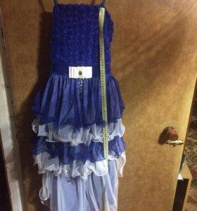 Детское вечернее платье