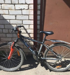 Велосипед ROCKRIDER возможен торг