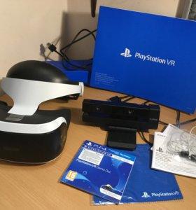 PlayStation VR + PlayStation Camera (Комплект)