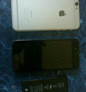 Iphone6 64g tootch id