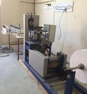 Станок для производства бумажной салфетки