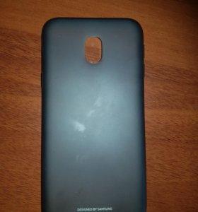 Накладка на телефон Samsung j 3
