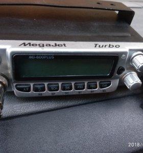 Megajet 600 turbo plus