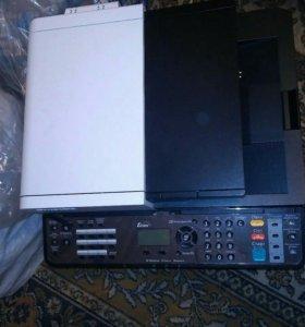 МФУ лазерный KYOCERA Ecosys M2135DN, A4, лазерный,