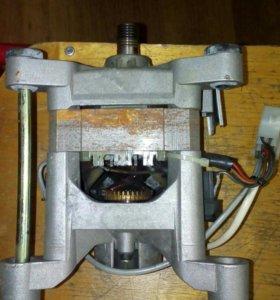 Электро двигатель для стиральной машинки.