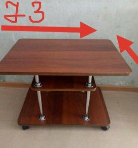 Тумба под тв и столик