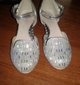 Туфли детские 27 р-р