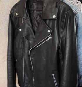 Кожаная куртка, косуха
