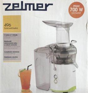 Соковыжималка Zelmer 496