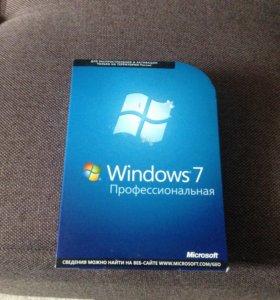 Windows 7 профессиональная оригинал