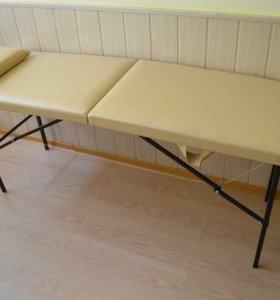 Массажный стол косметологическая кушетка
