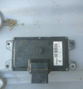 Блок управления двигателем Ниссан х треал MR20