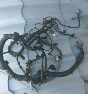 Проводка двигателя Ниссан хтреалMR20