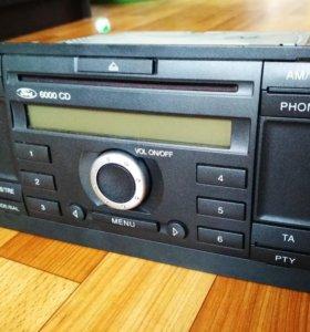 Автомагнитола Форд 6000 CD