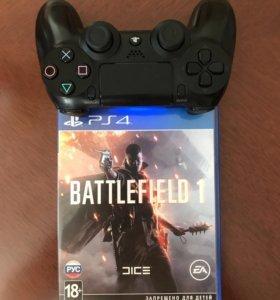 Battlefield 1 для PS4 + бонус