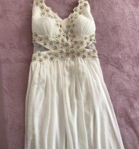 Платье на выпускной, свадьбу. Новое!