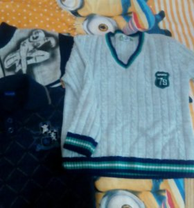 3 свитера